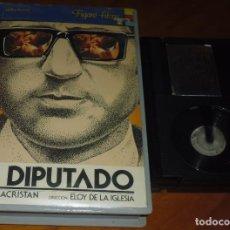 Cine: EL DIPUTADO - JOSE SACRISTAN, ELOY DE LA IGLESIA - FIGARO FILMS - BETA. Lote 237631430