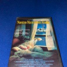Cine: PELICULA BETA NUESTROS MARAVILLOSOS ALIADOS CIC 1989 PEDIDO MÍNIMO 8€. Lote 238204590