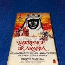 Cinema: CINTA BETA / LAWRENCE DE ARABIA - ALEC GUINNESS - ANTHONY QUINN - OMAR SHARIF PEDIDO MÍNIMO 8€. Lote 238269790