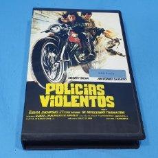 Cine: PELÍCULA BETA - POLICÍAS VIOLENTOS. Lote 239582065
