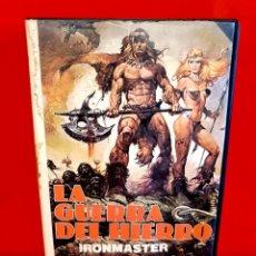 Cine: LA GUERRA DE HIERRO (1983) - UMBERTO LENZI -1ª EDICION. Lote 238266215