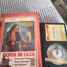 Cine: BETA COTO DE CAZA 102. Lote 242078960