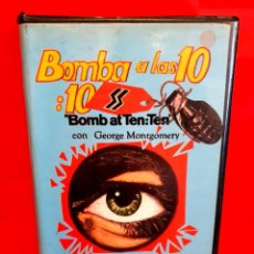 Cine: BOMBA A LAS 10:10 - GEORGE MONTGOMERY - CASEY DIAMOND. Lote 242417860