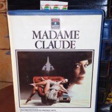 Cine: MADAME CLAUDE BETA 1 EDICIÓN VER FOTOS DE LA CALIDAD DE LA CINTA. Lote 244004070