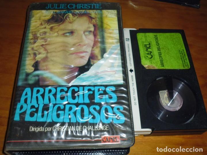 ARRECIFES PELIGROSOS - JULIE CHRISTIE , CHRISTIAN DE CHALLONGE - BETA (Cine - Películas - BETA)