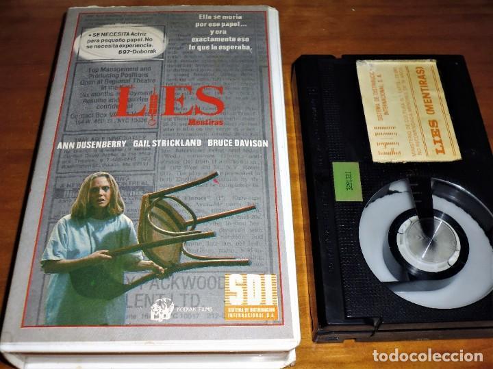 LIES . MENTIRAS - BRUCE DAVISON, ANN DUSENBERRY, GAIL STRICKLAND - BETA (Cine - Películas - BETA)
