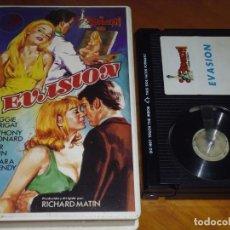 Cine: EVASION - MAGGIE NRIGAT, ANTHONY HONARD, PETER DUN, RICHARD MATIN - BETA. Lote 244690795