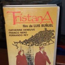 Cine: TRISTANA BETA LUIS BUÑUEL. Lote 244732595