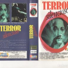 Cinema: BETA - TERROR SILENCIOSO - DENNY HARRIS - UNICA. Lote 244806830