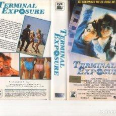 Cinema: BETA - TERMINAL EXPOSURE. Lote 244807435