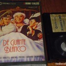 Cine: DE GUANTE BLANCO - SYLVIA KRISTEL, MICHEL PICCOLI, GERARD DEPARDIEU - BETA. Lote 244811830