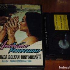 Cine: ANONIMO VENECIANO - FLORINDA BOLKAN, TONY MUSANTE - BETA. Lote 244814540