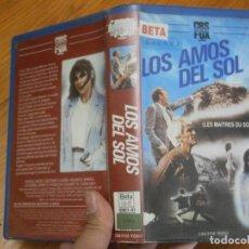 Cine: LOS AMOS DEL SOL (BETA). Lote 245165485