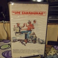 Cine: LOS CARADURAS - HAL NEEDHAM - BURT REYNOLDS, SALLY FIELD - CIC 1983. Lote 245308815
