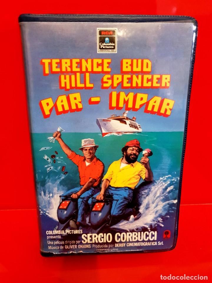 PAR IMPAR (1978) - TERENCE HILL, BUD SPENCER, LUCIANO CATENACCI (Cine - Películas - BETA)