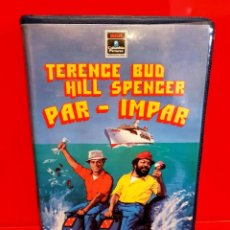 Cine: PAR IMPAR (1978) - TERENCE HILL, BUD SPENCER, LUCIANO CATENACCI. Lote 245626170