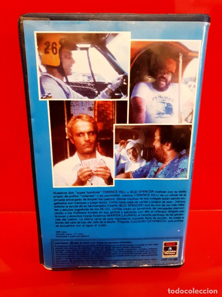 Cine: PAR IMPAR (1978) - Terence Hill, Bud Spencer, Luciano Catenacci - Foto 2 - 245626170