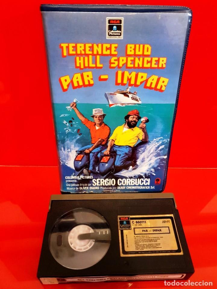 Cine: PAR IMPAR (1978) - Terence Hill, Bud Spencer, Luciano Catenacci - Foto 3 - 245626170