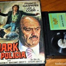 Cine: MARK EL POLICIA - FRANCO GASPARRI, LEE J. COBB, MASSIMO GIROTTI, STELVIO MASSI - POLIZIESCO - BETA. Lote 246792635
