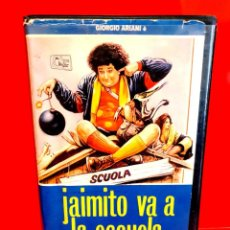 Cine: JAIMITO VA A LA ESCUELA (1971) - GIORGIO ADRIANI, UMBERTO LENZI - RARÍSIMA BETA. Lote 247429325