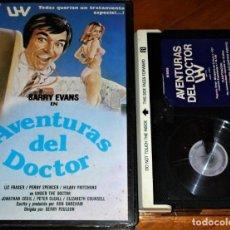 Cine: AVENTURAS DEL DOCTOR - BARRY EVANS, LIZ FRASER, PENNY SPENCER, GERRY POULSON - BETA. Lote 247968420