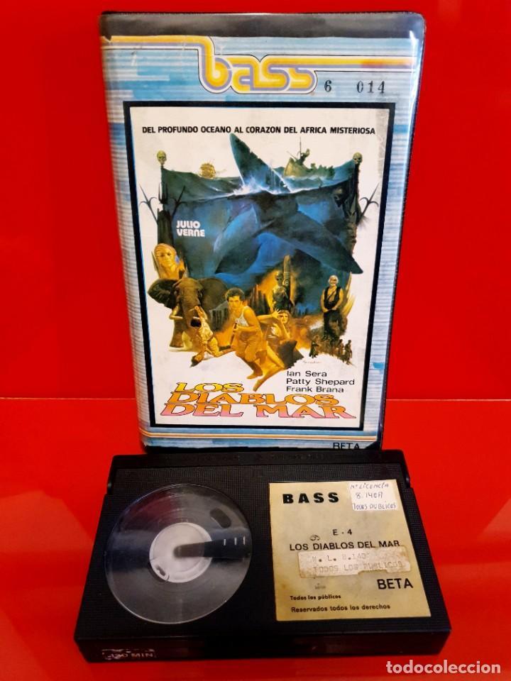Cine: LOS DIABLOS DEL MAR (1982) - Ian Sera, Patty Shepard, Frank Braña, Flavia Zarzo - Foto 3 - 248364255