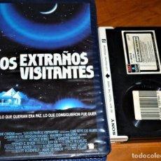 Cine: LOS EXTRAÑOS VISITANTES - IONE SKYE, MAUREEN O'SULLIVAN - SCFI - TERROR - BETA. Lote 251542895