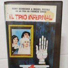 Cine: BETA EL TRIO INFERNAL 1EDICION CIVSA. Lote 252390800