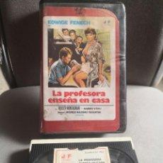 Cine: BETA LA PROFESORA ENSEÑA EN CASA. Lote 252952025