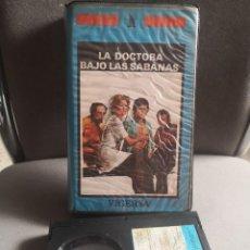 Cine: BETA LA DOCTORA BAJO LAS SÁBANAS. Lote 252952250