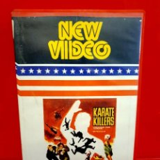 Cine: KARATE KILLERS (1967) - THE KARATE KILLERS - ROBERT VAUGHN, DAVID MCCALLUM, JOAN CRAWFORD. Lote 254638035