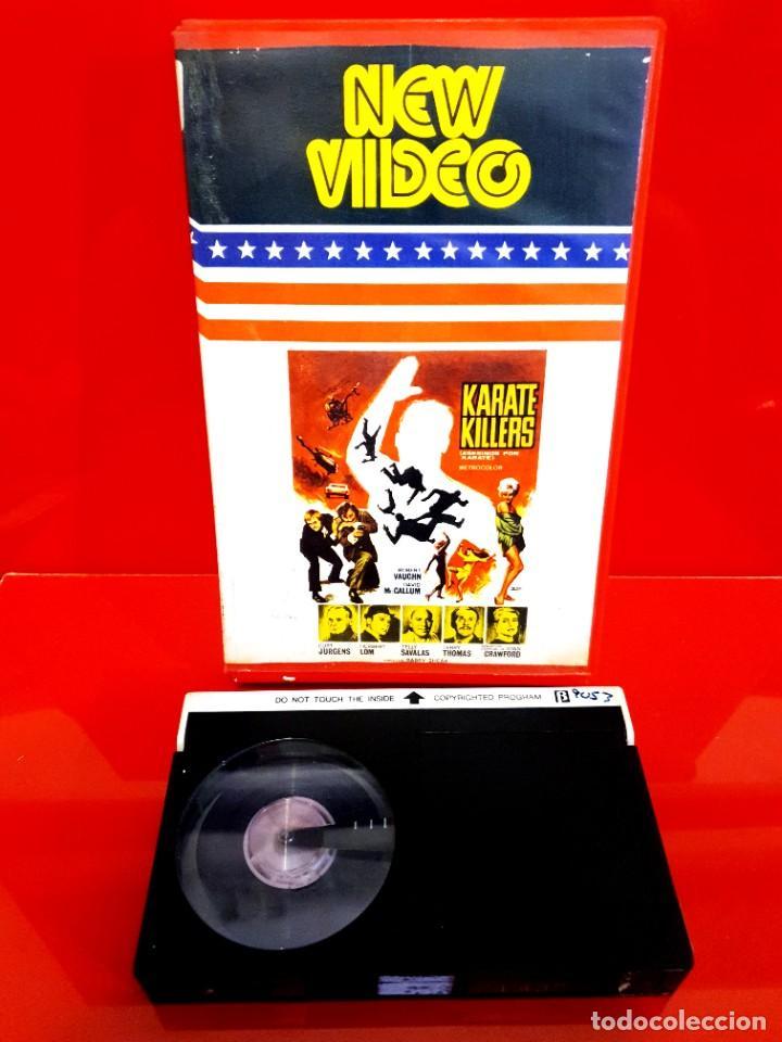 Cine: KARATE KILLERS (1967) - The Karate Killers - Robert Vaughn, David McCallum, Joan Crawford - Foto 3 - 254638035