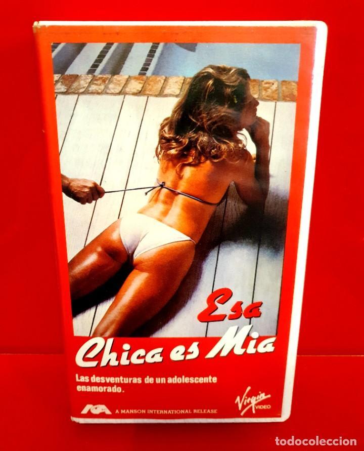 ESA CHICA ES MIA (1981) - GOIN' ALL THE WAY! (Cine - Películas - BETA)