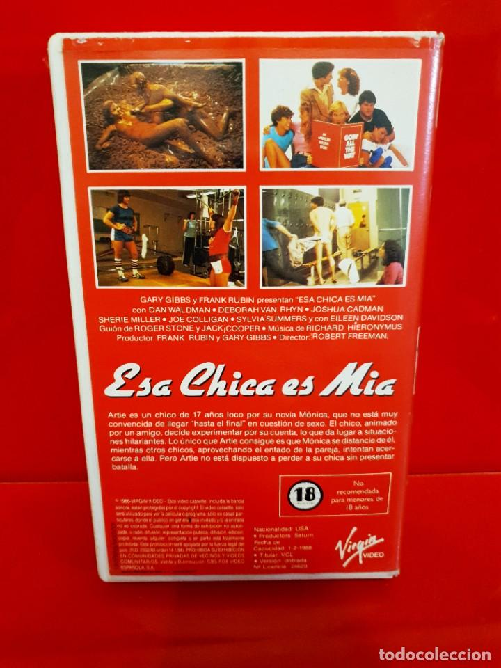 Cine: ESA CHICA ES MIA (1981) - Goin All the Way! - Foto 2 - 254638170