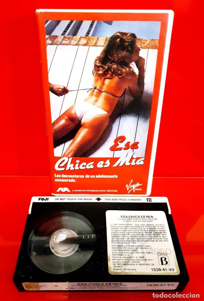 Cine: ESA CHICA ES MIA (1981) - Goin All the Way! - Foto 3 - 254638170