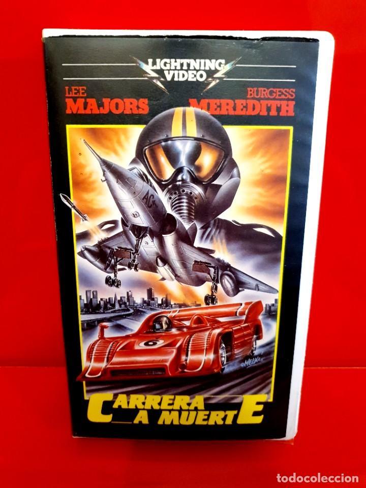CARRERA A MUERTE (1981) - LIGHTING VIDEO (Cine - Películas - BETA)