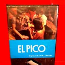 Cine: EL PICO (1983) - JOSÉ LUIS MANZANO, JAVIER GARCÍA, ENRIQUE SAN FRANCISCO. Lote 254838685