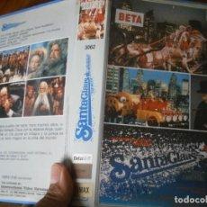 Cine: PELICULA BETA, SANTA CLAUS. Lote 257411480