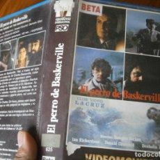 Cine: PELICULA BETA, EL PERRO DE BASKERVILLE. Lote 257411675
