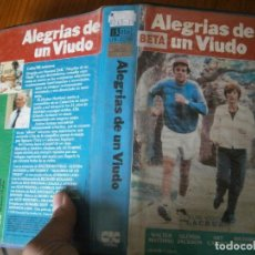 Cine: PELICULA BETA, ALEGRIAS DE UN VIUDO. Lote 257412475