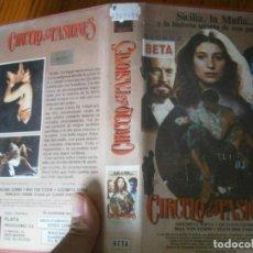 Cine: PELICULA BETA, CIRCULO DE PASIONES. Lote 257412960