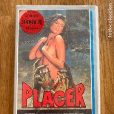 Cine: PLACER - DRU-ANNE PERRY / GINA CALABRESE / LINDA KERRIDGE - ALBERT F. PUYN - BETA. Lote 257437280