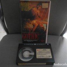 Cine: BETA - GOTHIC - 13. Lote 260335030