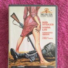 Cine: BETA LA CHICA Y EL GENERAL (1967) SONIDO HI-FI. Lote 262396120