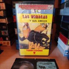 Cine: BETA L4 LAS URRACAS Y SUS AMIGOS. Lote 263759895