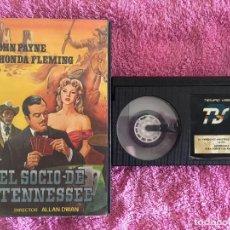 Cine: BETA EL SOCIO DE TENNESSEE (1955) ED. TIEMPO VISION. Lote 263950335