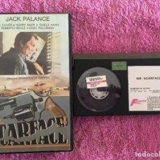 Cine: BETA MR. SCARFACE (1976) ED. FASHION HOME VIDEO. Lote 263951845