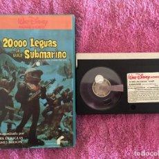 Cine: BETA 20.000 LEGUAS DE VIAJE SUBMARINO (1954) ED. WALT DISNEY-FILMAYER SONIDO HI-FI. Lote 263953575