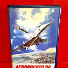 Cine: AEROPUERTO 80 - VUELO SUPERSONICO - RAREZA. Lote 265658899