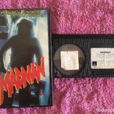 Cine: BETA MADMAN (EL LOCO) [1982] BETA ED. THORN EMI VIDEO. Lote 265900308